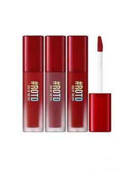 TonyMoly # RED OF THE DAY LIP MARKET VELVET SMUDGING TINT