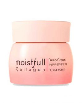 Etude House New MOIST FULL COLLAGEN DEEP CREAM