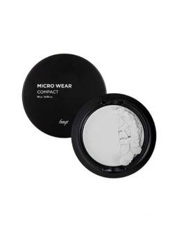 The FACE Shop MICRO WEAR COMPACT(REFILL)