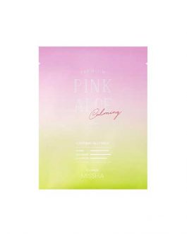 Missha Premium Pink Aloe Soothing Jelly Mask