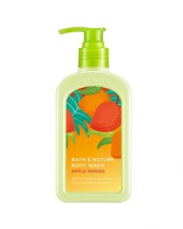 Nature Republic BATH & NATURE BODY WASH APPLE MANGO