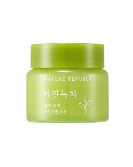 Nature Republic Young green tea mild  Cream