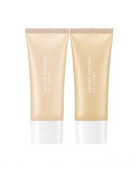 Nature Republic Pure Shine Foundation SPF50+ PA++++