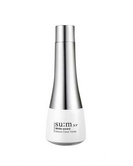 SUM 37 White Award Micro Clear Toner