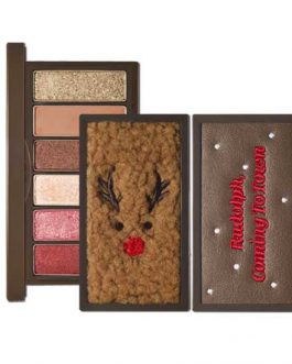 Etude House Rudolph Coming To Town  Play Color Eyes Mini