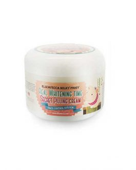 Elizavecca Milky Piggy Real Whitening  Time Secret Pilling Cream