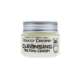 Elizavecca Donkey Creamy Cleansing Melting Cream