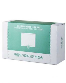 The FACE Shop FMGT Mild 100% Cotton Facial Pad