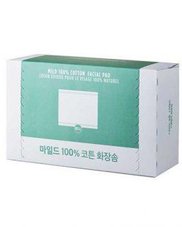 The FACE Shop FMGT Mild 100% Cotton Facial Pad