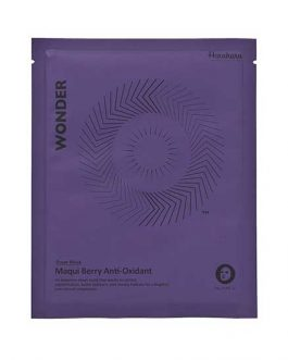 Haruharu Wonder Maqui Berry  Anti-Oxidant Mask