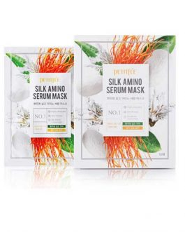 Petitfee Silk Amino Serum Mask