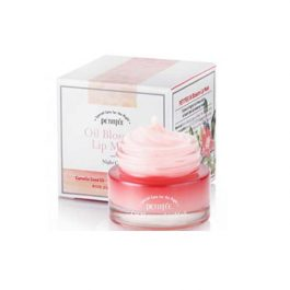 Petitfee Oil Blossom Lip Mask  Camelia Seed Oil