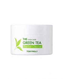 TonyMoly The chok Chok Green Tea Sherbet Cleanser