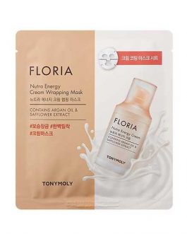 TonyMoly Floria Nutra Energy Cream Wrapping mask