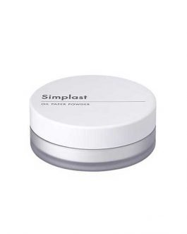 TonyMoly Simplast Oil Paper Powder
