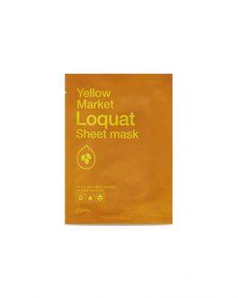 A'PIEU Yellow Market Loquat Sheet Mask