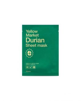 A'PIEU Yellow Market Durian Sheet Mask