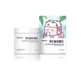 celimax Jiwoogae One Step Body  Brightening Pad 60pcs