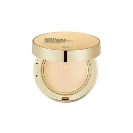 The FACE Shop FMGT Gold Collagen  Ampoule Two-way Pact SPF40 PA++