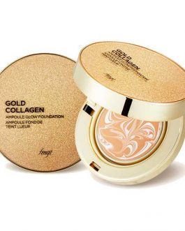 The FACE Shop FMGT Gold Collagen  Ampoule Glow Foundation SPF50+ PA+++