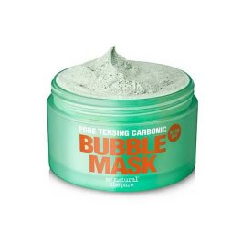 so natural Tensing Carbonic  Bubble Pop Clay Mask