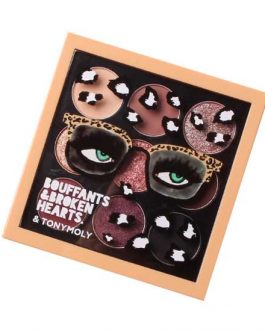 TonyMoly Bouffants&Broken Hearts Perfect Eyes Mood Eye Palette