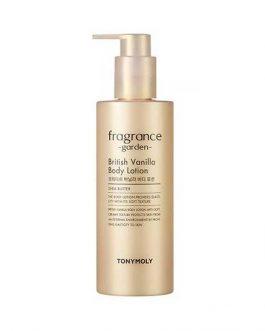 TonyMoly Fragrance -garden- British Vanilla Body Lotion