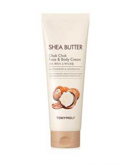 TonyMoly Shea Butter Chok Chok Face & Body Cream
