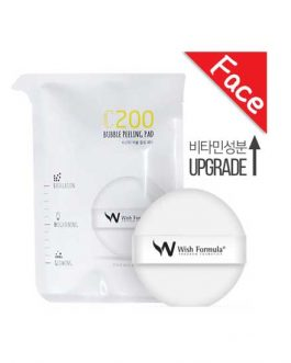 Wish Formula C200 Bubble  Peeling Pad