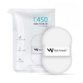 Wish Formula C450 Bubble  Peeling Pad