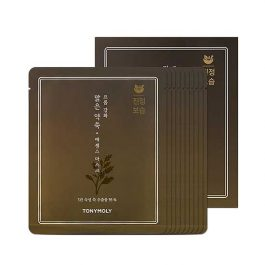 TonyMoly From Ganghwa Pure Artemisia  Essence Mask