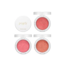 Holika Holika Pearly Flash Pearly Dough Blusher