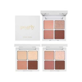 Holika Holika Pearly Flash 4-Hole Shadow Palette