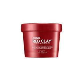 Missha Amazon Red Clay Pore ​​mask