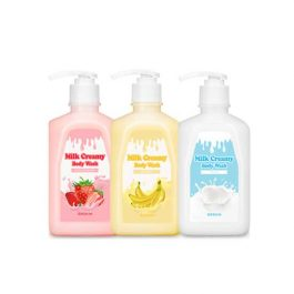 G9SKIN Milk Creamy Body Wash