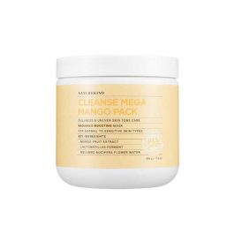 NATUREKIND Cleanse  Mega Mango Pack