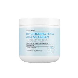 NATUREKIND Brightening  Mega AHA 5% Cream