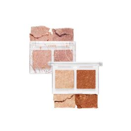 Etude House Glittery Snow Air  Mousse Palette