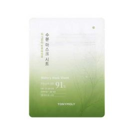 Tonymoly The Green Tea Moisture  mask sheet
