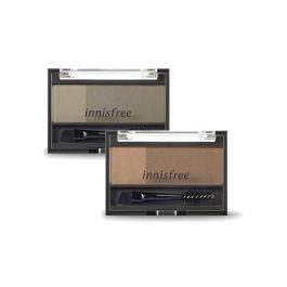 Innisfree Two-tone eyebrow kit