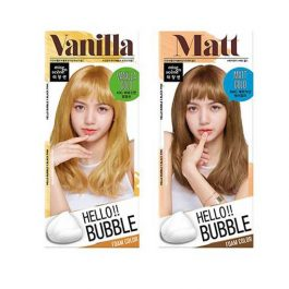 Mise en scene Hello Bubble Foam Color 95g